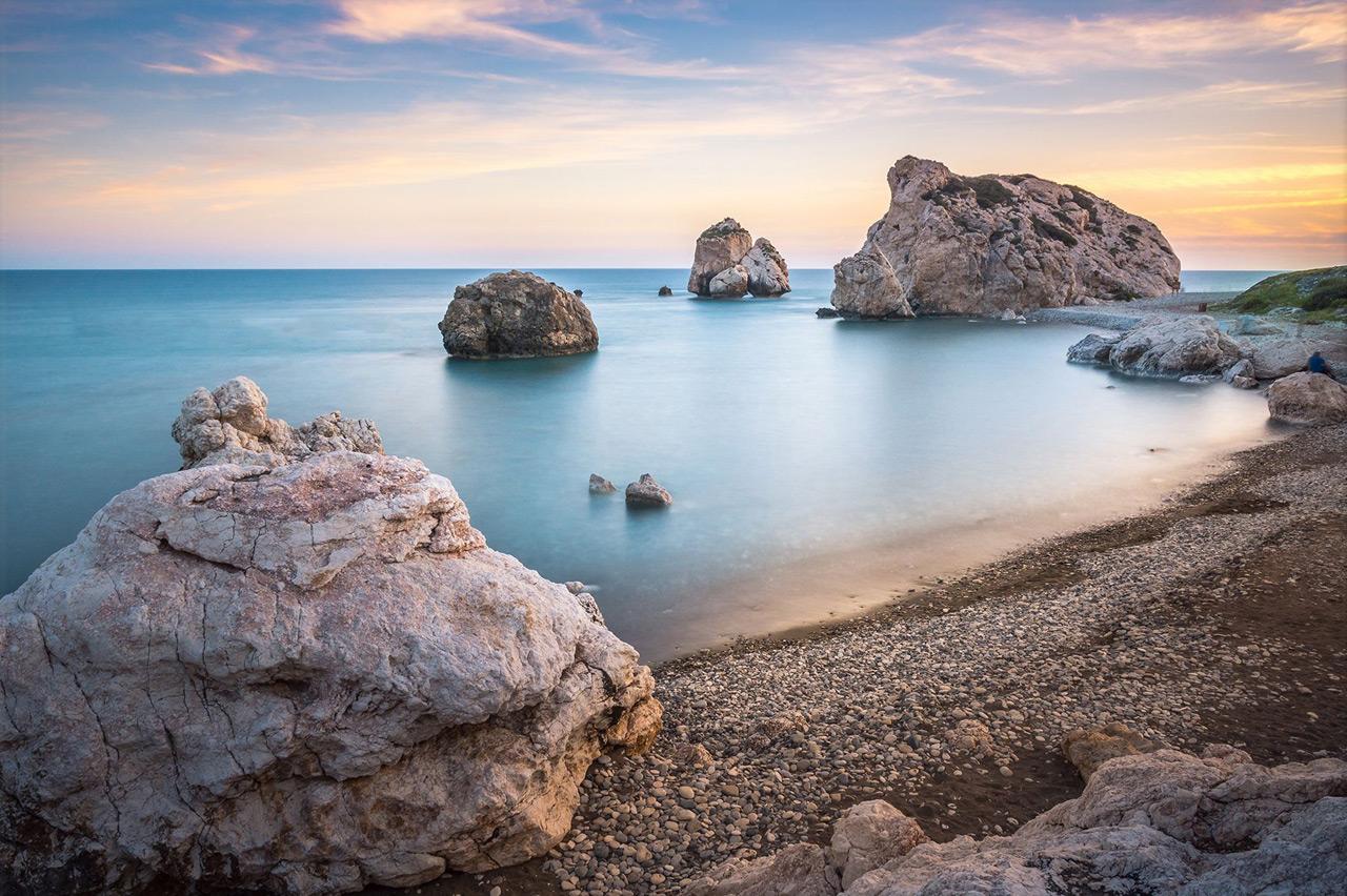 Бухта Афродиты. Кипр