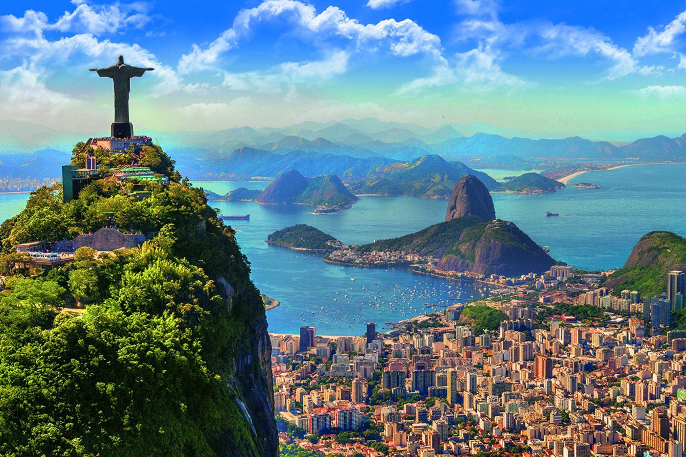 Рио-де-Жанейро — город-мечта