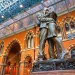 Место встречи на лондонском вокзале