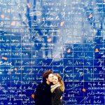 Стена «Я люблю тебя» в Париже