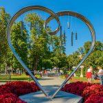 Сад Эрмитаж — сердце любви