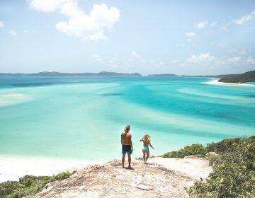 Острова Витсандей — место райского отдыха