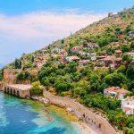 Алания — романтичный курорт Турции
