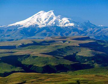 Приэльбрусье: волшебная природа Кавказа