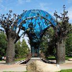 Скульптура «Сфера любви»