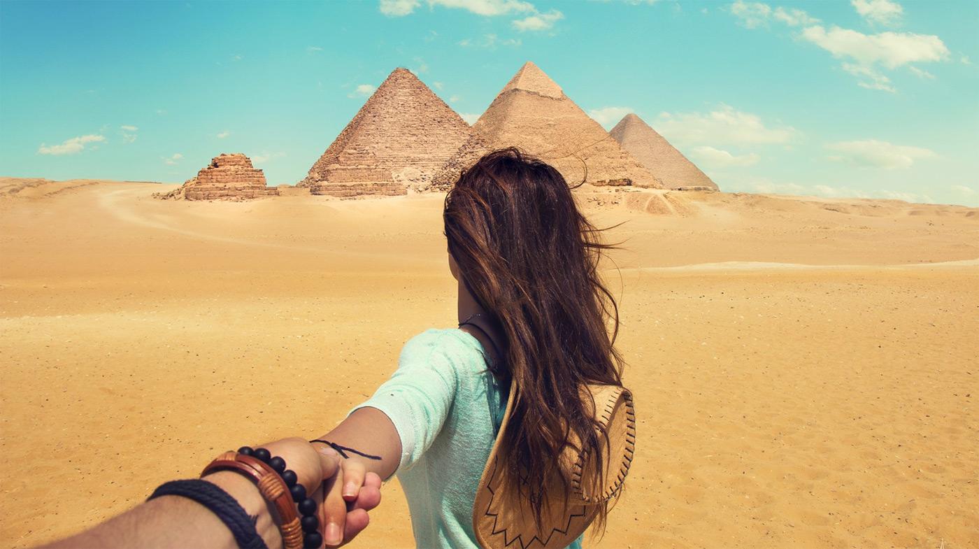 Восточная сказка Египта