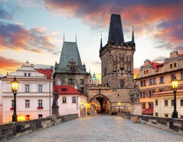 Романтика старой Праги