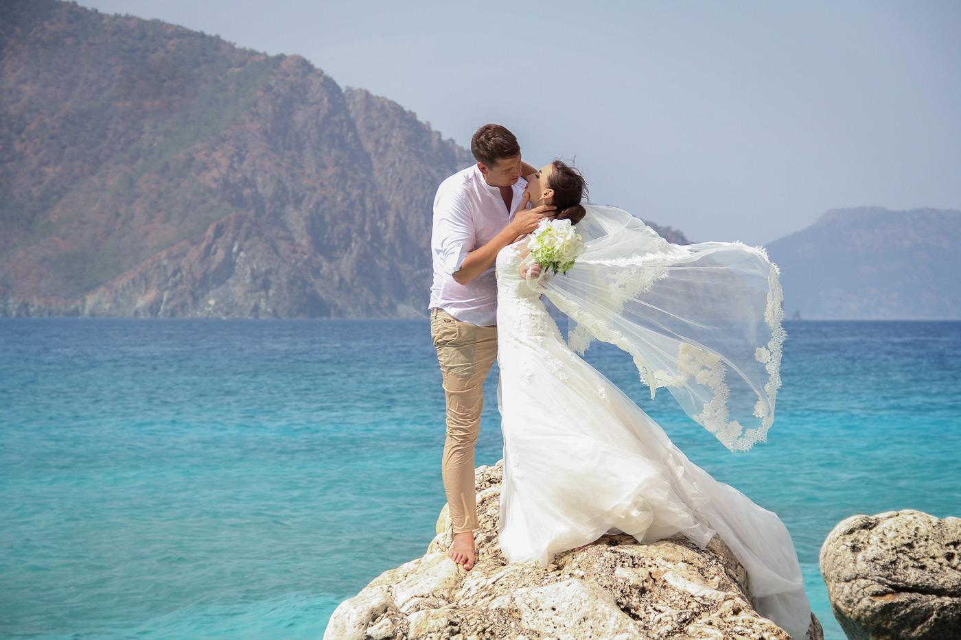 Свадьба в Турции — романтика включена!