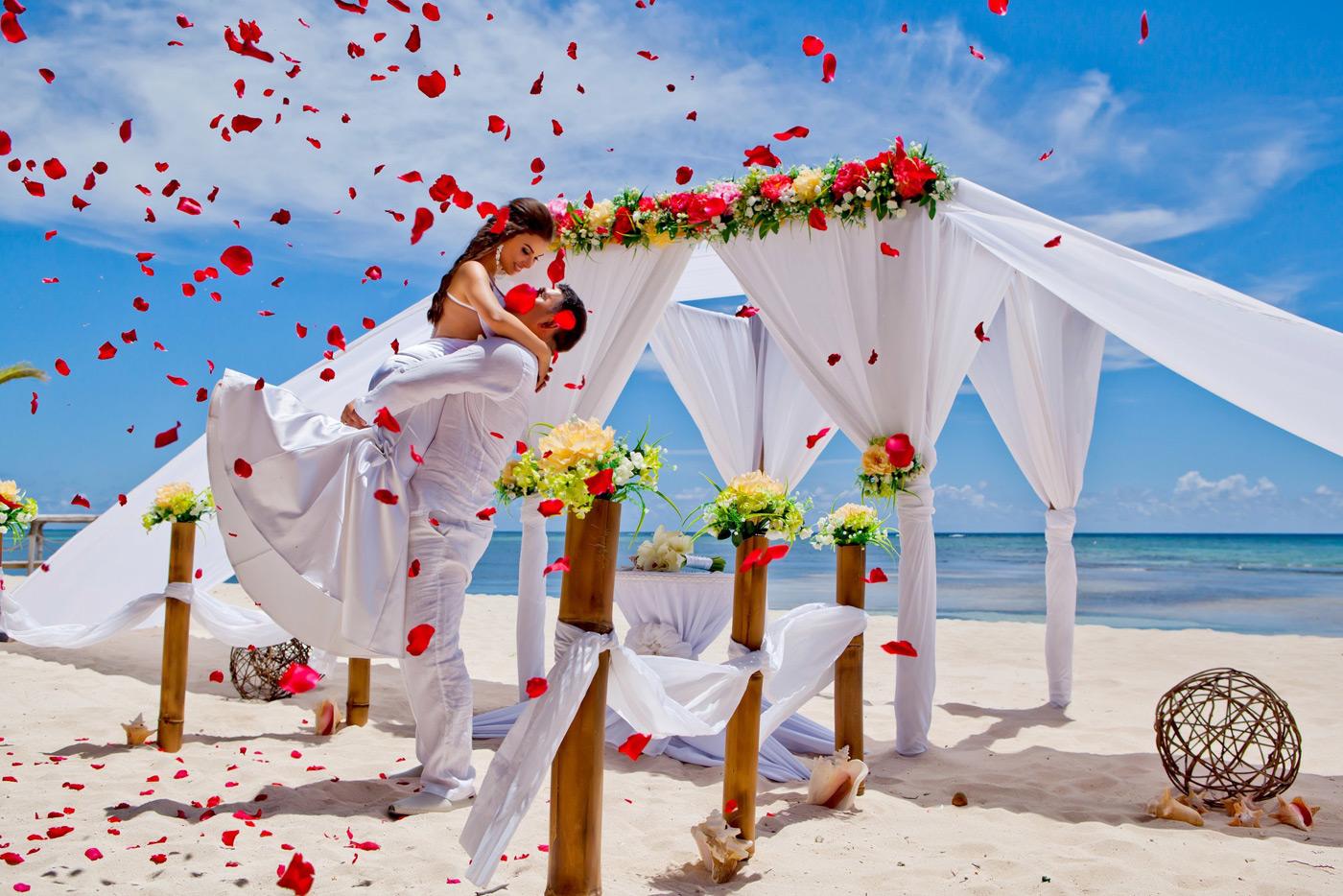 Свадьба в Доминикане: романтика и отдых
