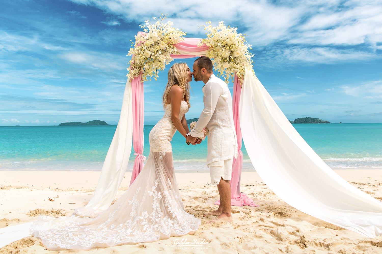 Свадьба на Пхукете: дыхание романтики