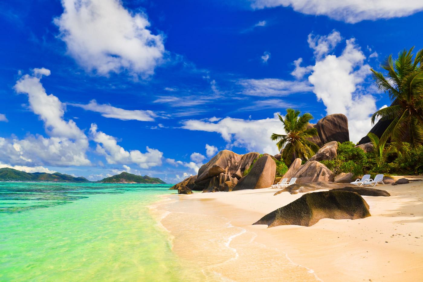 Самые романтические пляжи мира