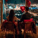Москва-Сити: выше только любовь