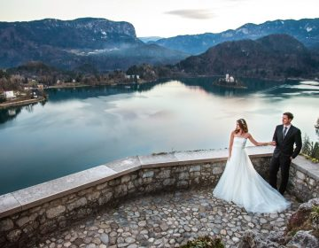 Свадьба в Словении