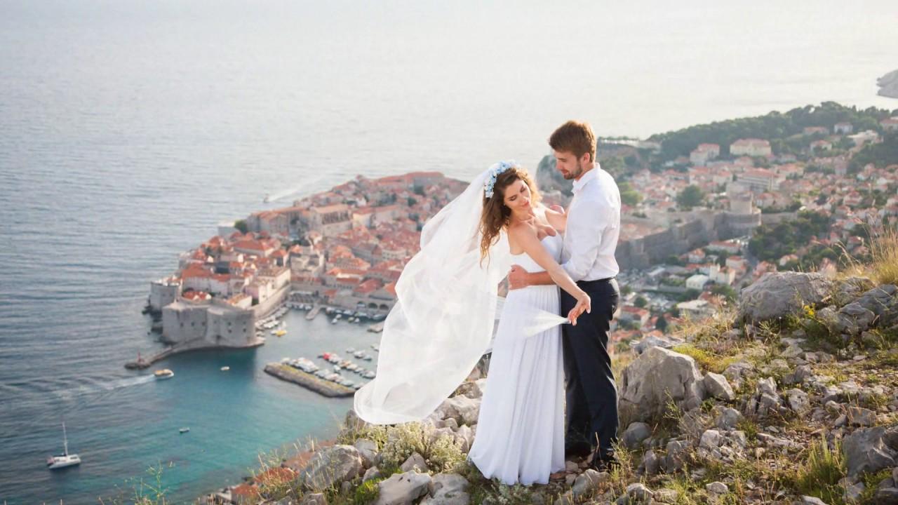 Свадьба Хорватии