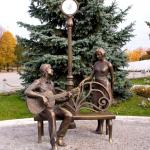 Скульптура «Признание в любви» в Тольятти