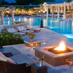 Вечерний отдых на Багамах