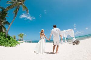 Свадебная церемония на Багамах