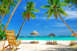 Пляжи на Багамах