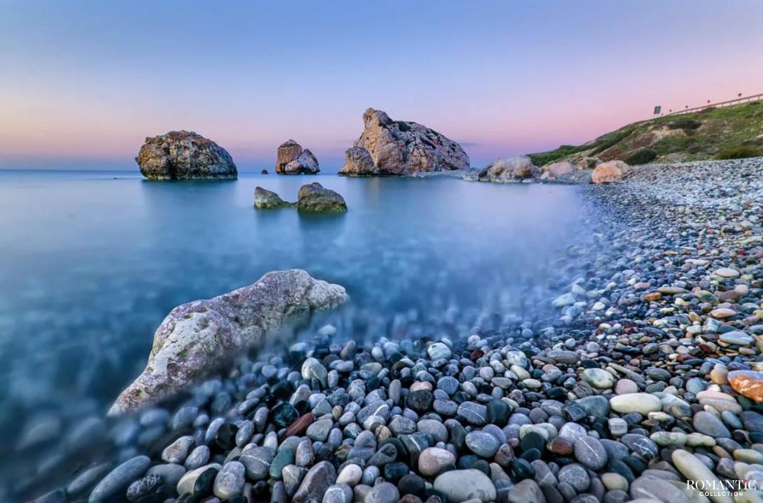 Бухта Афродиты в Пафосе