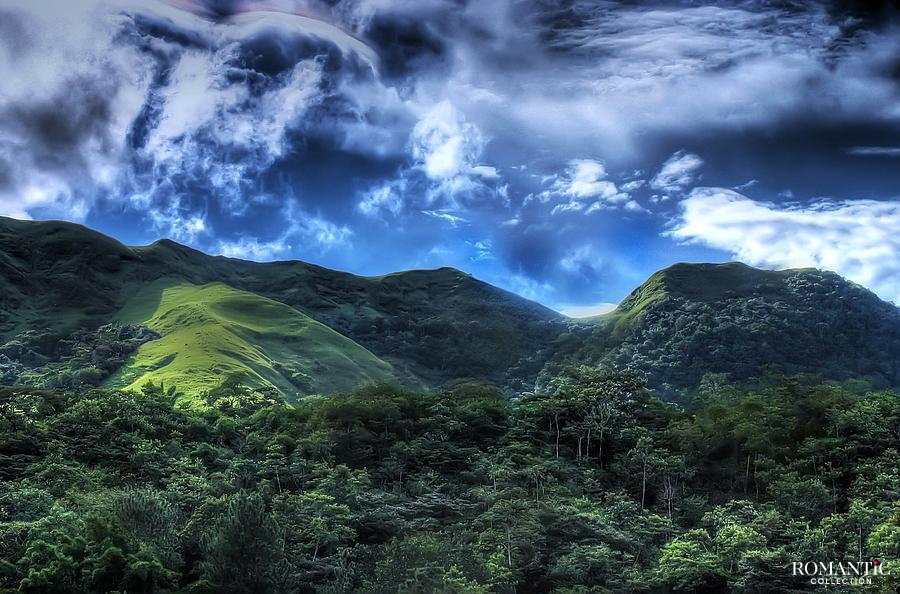 Гора «Спящая Индийская девушка»