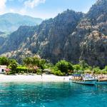 Долина Бабочек в Турции