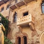 Балкон дома Джульетты