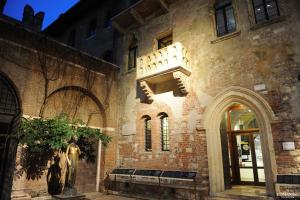 Дом Джульетты в Вероне