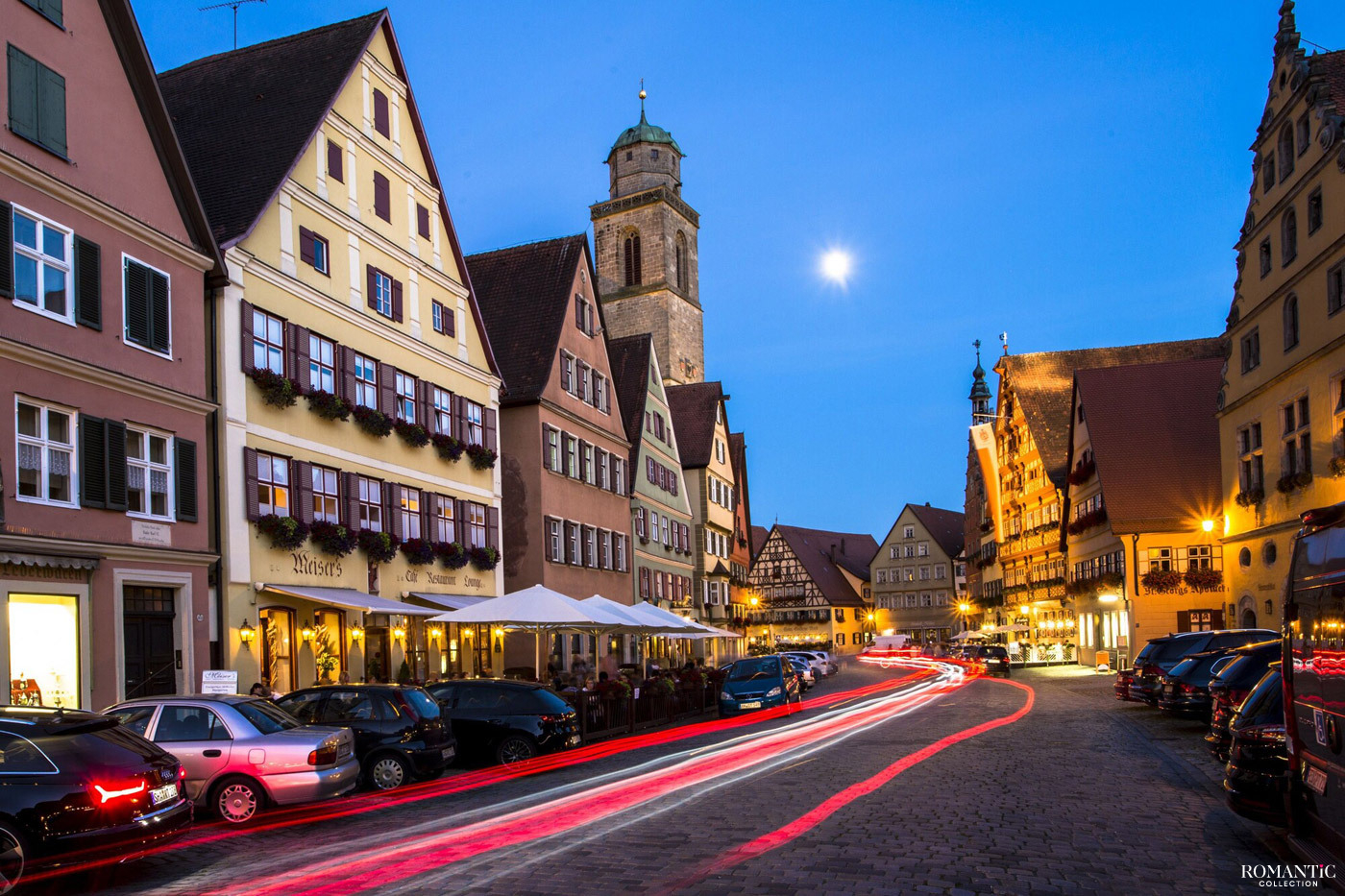 Замок-отель Colmberg в Германии
