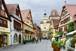Ротенбург об-дер-Таубер, Германия