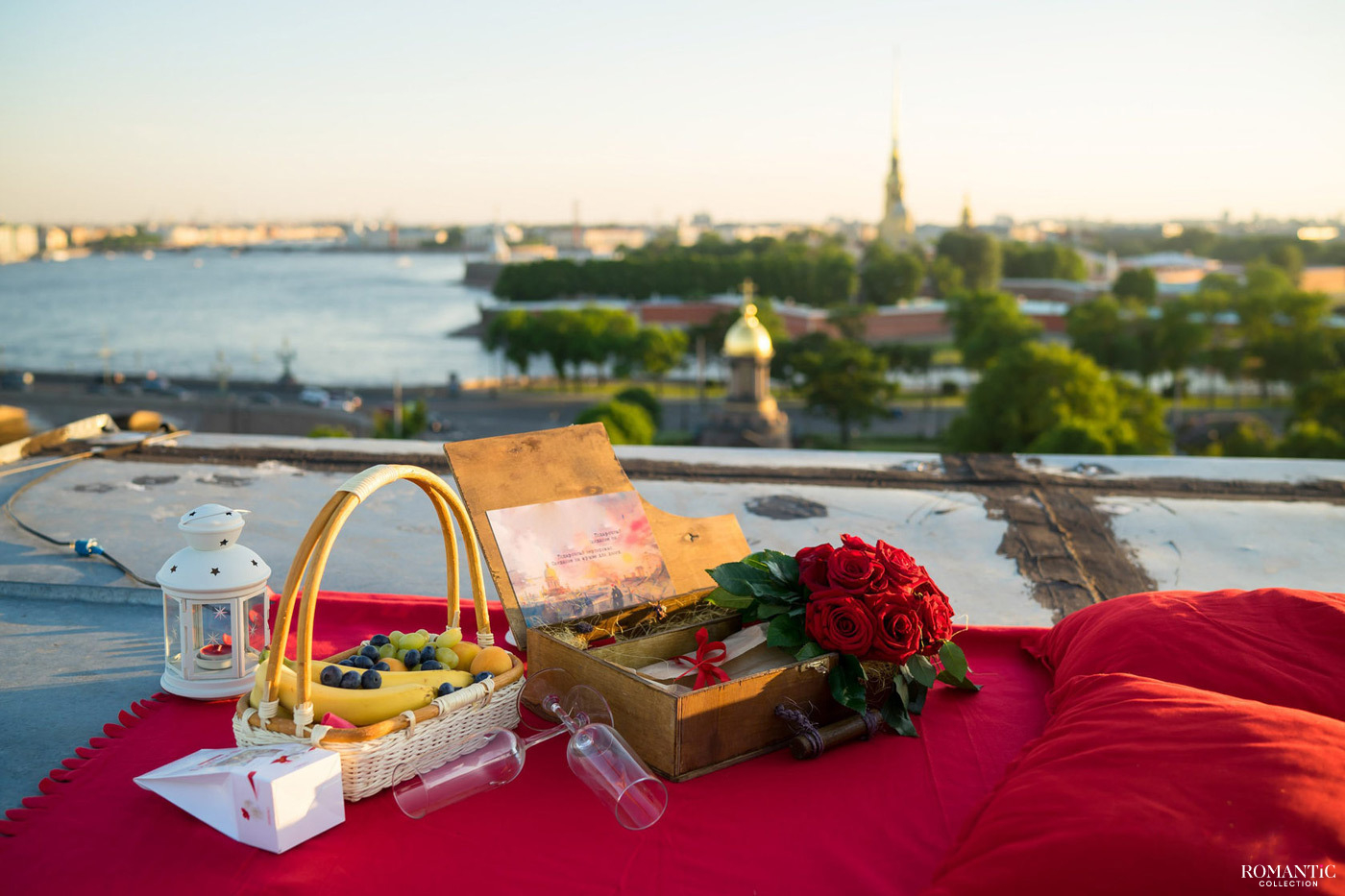 Романтика крыш Санкт-Петербурга