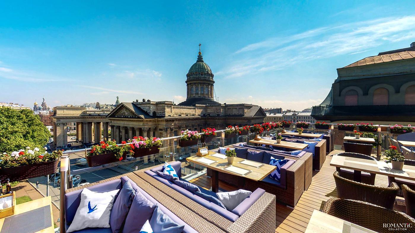 Ресторан Terrassa в Санкт-Петербурге