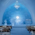 Номера ледяного отеля Ice Hotel
