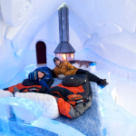 «Alpha Resort Tomamu's Ice Hotel» в Японии