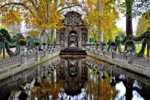 Фонтан Медичи в Люксембургском саду
