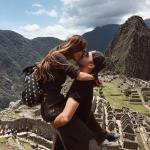 Поцелуй в Мачу-Пикчу