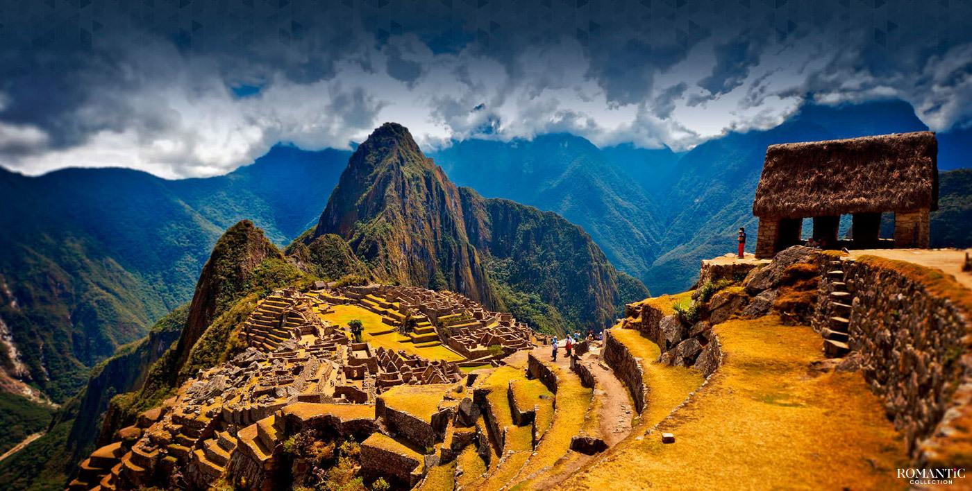 Священные храмы Мачу-Пикчу
