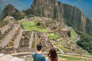 Влюбленные в Мачу-Пикчу