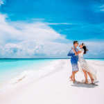 Сказочный медовый месяц на Мальдивах