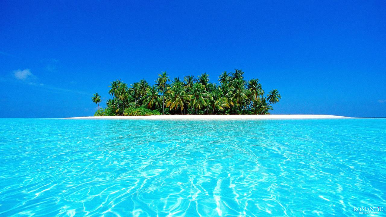 Остров в Индийском океане