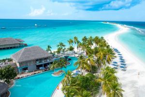 Белоснежные пляжи Мальдивских островов