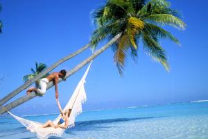 Мальдивы: рай для влюбленных