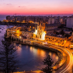Вечерняя Мальта
