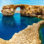 Лазурное окно на Мальте