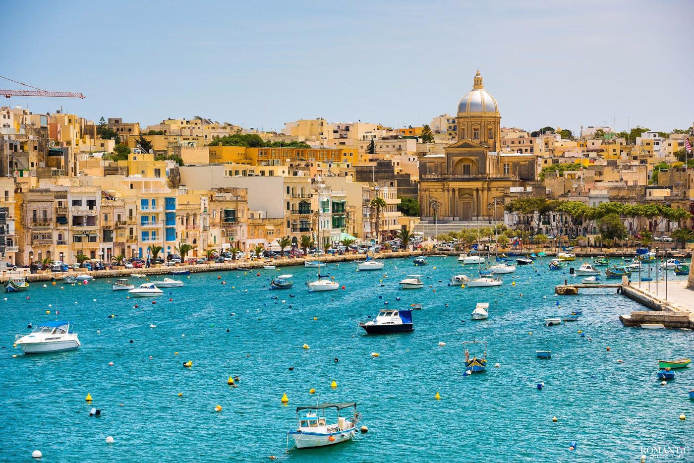 Валетта, столица Мальты