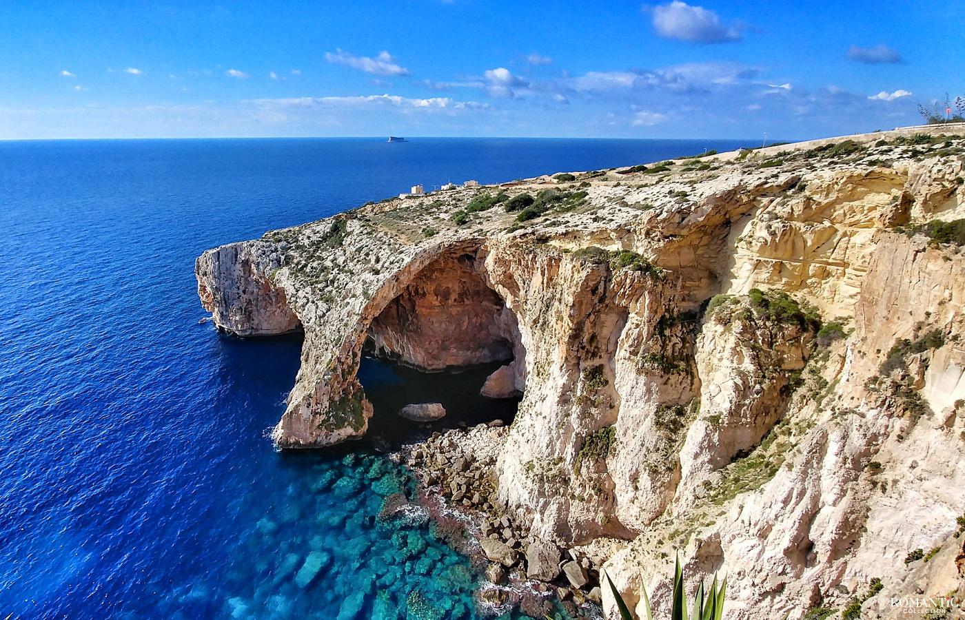 Пещера нимфы Калипсо