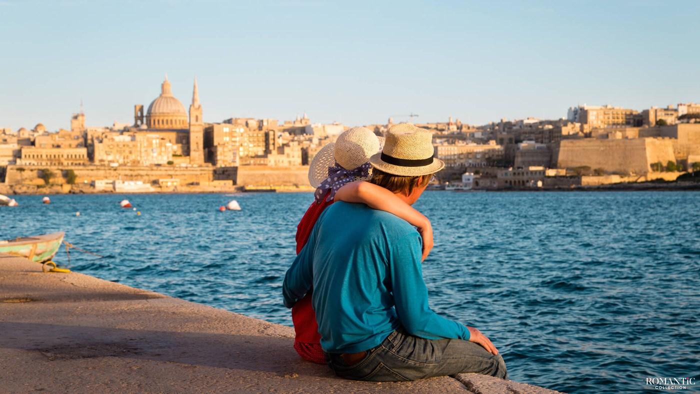 Влюблённые на Мальте