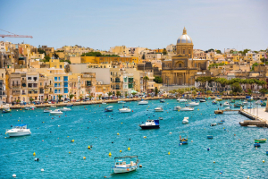 Валлетта, столица Мальты