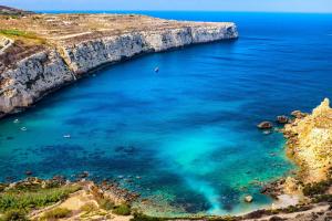 Залив Мальты