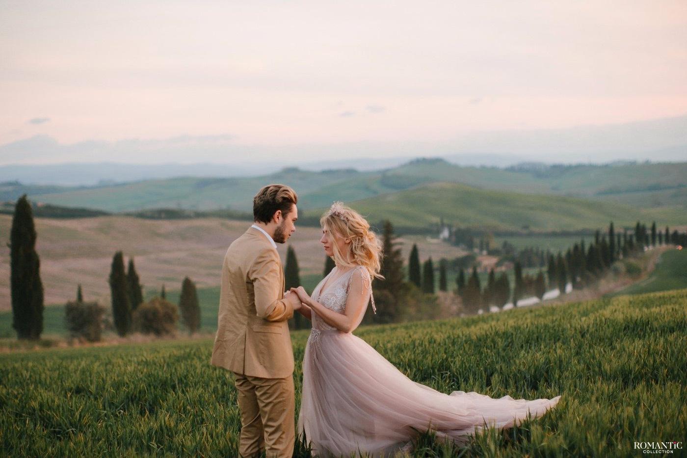 Свадебное путешествие в Тоскане