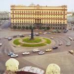 Памятник Дзержинскому. Старая Москва